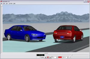 CarSim simulation