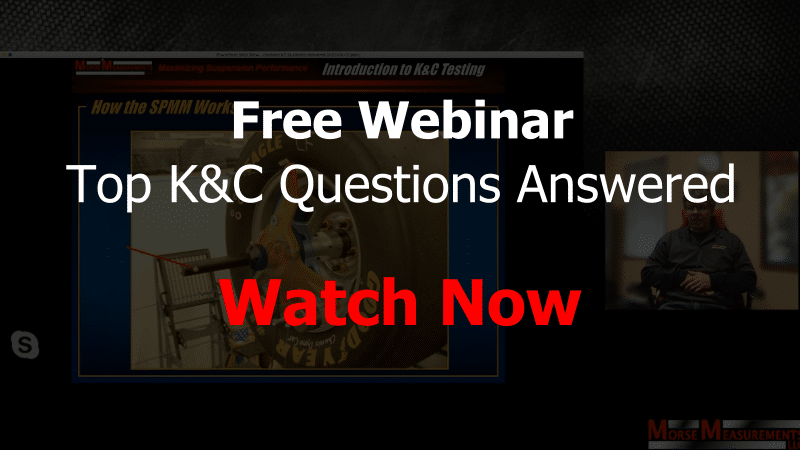 Kinematics and compliance testing questions webinar